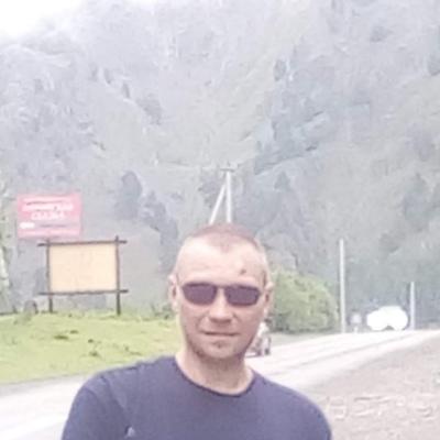 Диман, 39, Novosibirsk