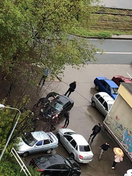 Кто знает что случилось на кольце Антонова Овсеенк...