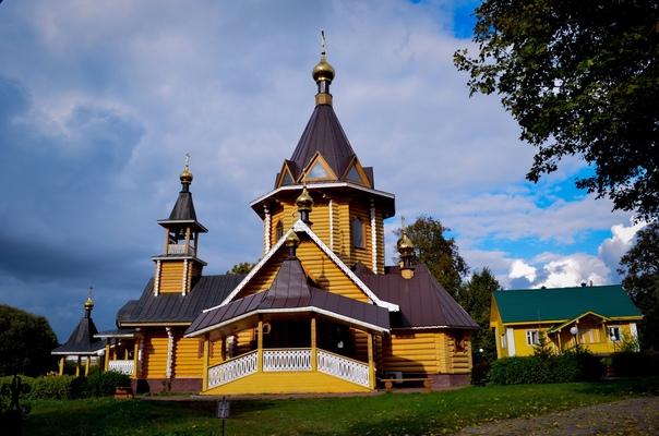 Доброе утро Красоты земли Нижегородской. Деревня С...