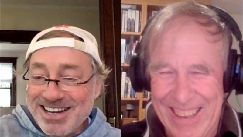 Greg Glassman and Dr Timothy Noakes