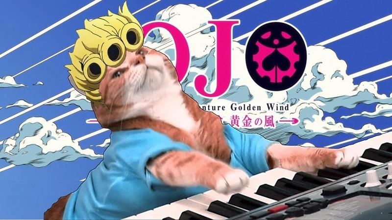 Il gatto d'oro JoJo's Golden Cat Experience