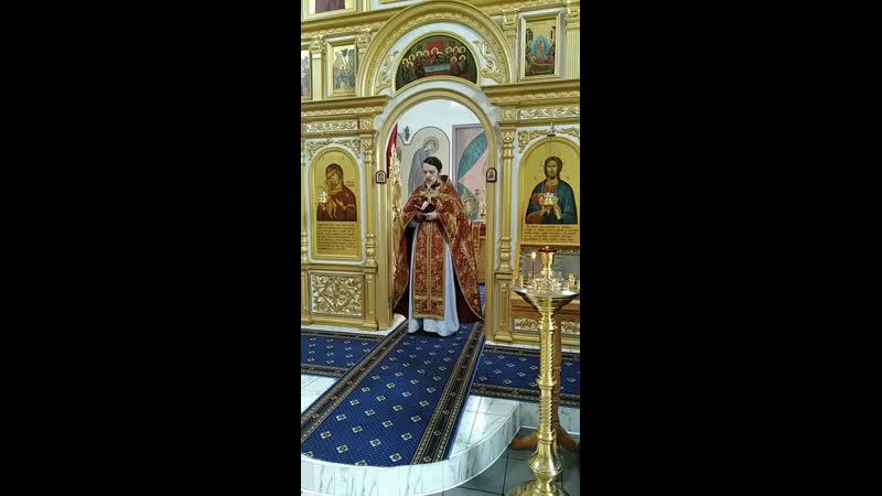 Live Храм Феодоровской иконы Божией Матери в Ворсине