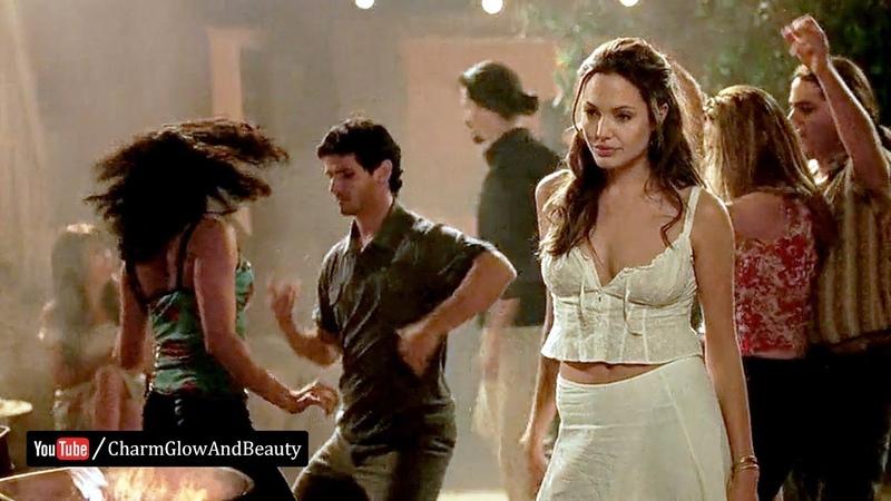 Super Hot Dance of Angelina Jolie With Brad Pitt | Mr. Mrs. Smith (2005 film)