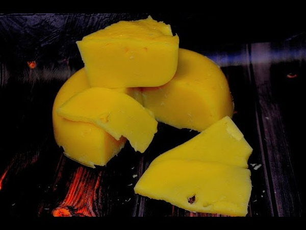 Твердый СЫР в домашних условиях Готовим Дома Сыр Просто , ВКУСНО и бюджетно - выход больше 1 кг!