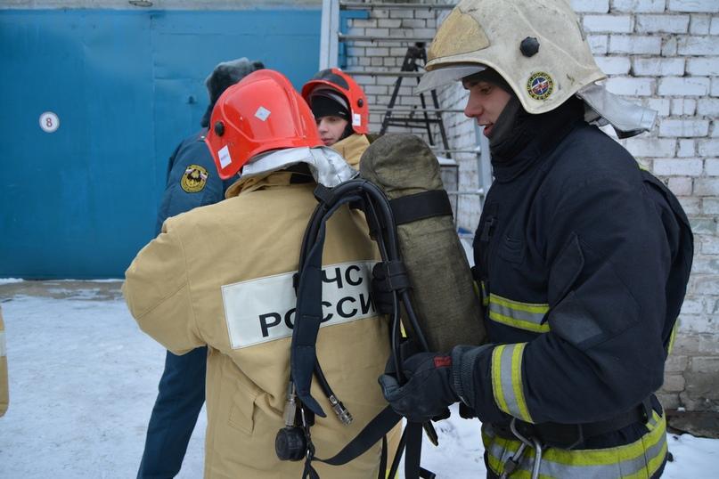 В Коврове прошел день открытых дверей посвященный 116-летнему дню рождения пожарного депо., изображение №9