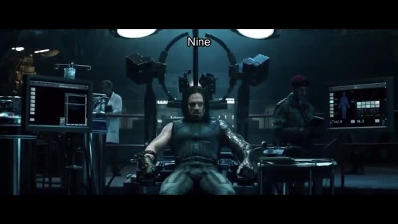Желание ржавОй семнадцать Первый Мститель Противостояние Captain America Civil War