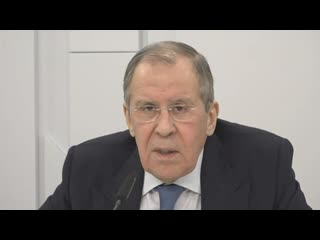 Лавров прокомментировал публикации чешских СМИ