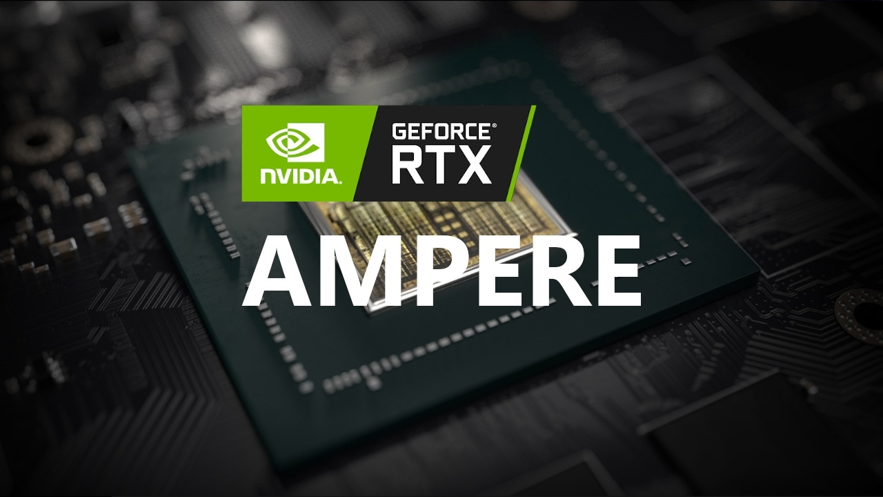 NVIDIA GeForce RTX Ampere - новые новости