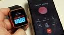 Как настроить и подключить дату язык время умные часы DZ09 . GT08. A1. smart watch A1. Q18. S6. Y1