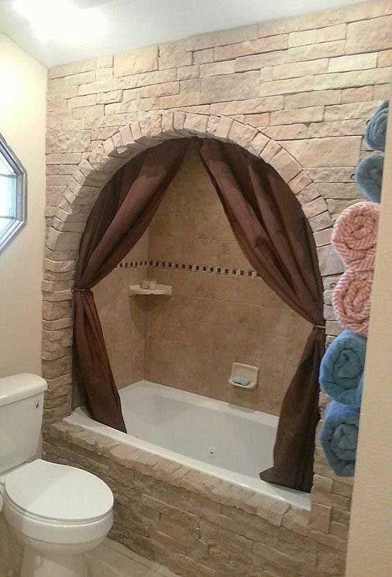 Оригинальный ремонт ванной комнаты - такого я ещё не видел