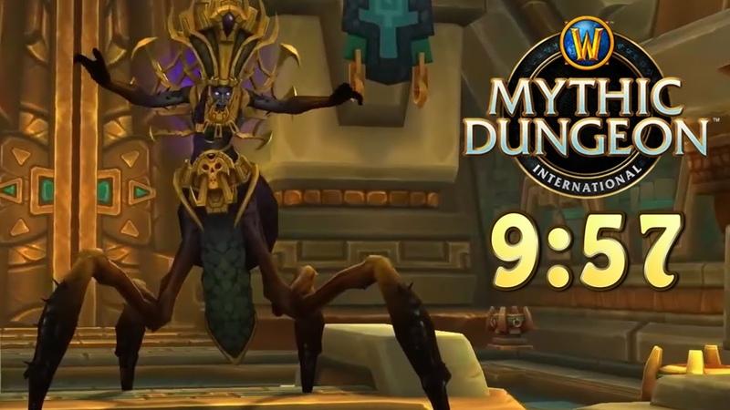 Atal'Dazar 19 MDI Best Dungeon Run Method EU Spring 2020 World of Warcraft