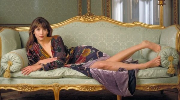 Французский шик Софи Марсо.