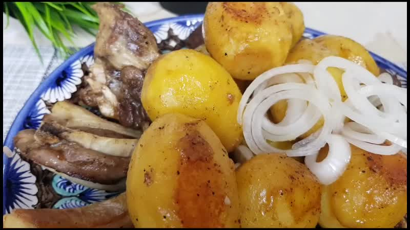 Вкуснейший Казан Кебаб 💯из баранины! Как сделать так чтобы картошка не развалилась!.mp4