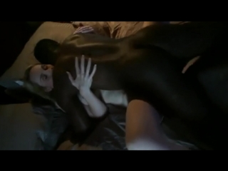 Белая замужняя женщина в первый раз с Чернокожим Негром муж снимает(Cuckold, Interracial)