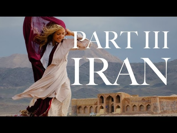 ROAD TRIP MIDDLE EAST Iran Part 3 Yazd Isfahan