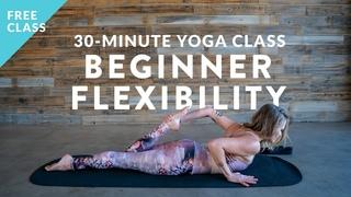 BEGINNER YOGA CLASS - Yoga Class for Flexibility with Alba Avella