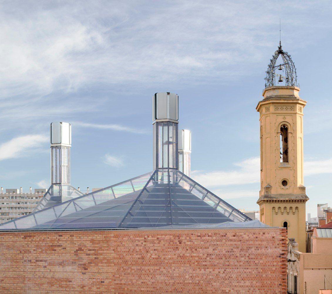 Cristalleries Planell Civic Center / H Arquitectes