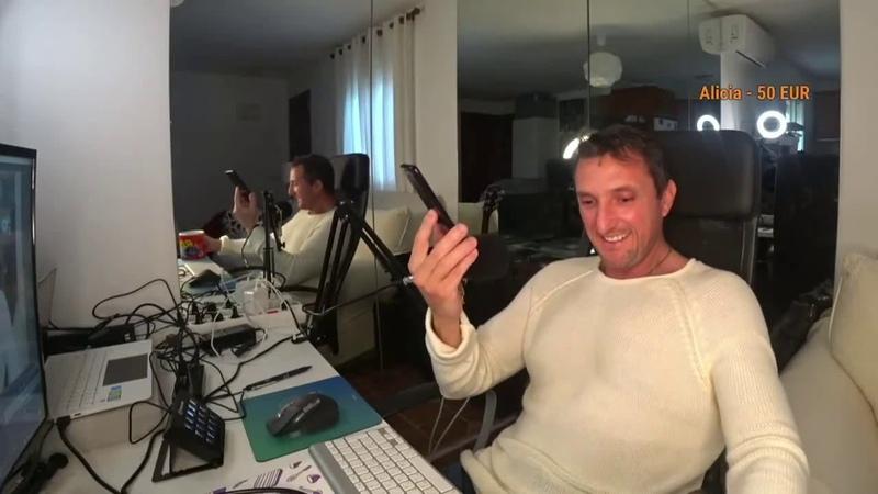 Астрон и Мэндор в прямом эфире на канале Ивана Боброва 24.01.2021