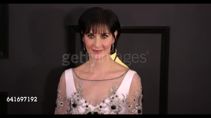 Enya at 59th Annual Grammy Awards - Arrivals (12.02.2017, Beverly Hills, California) USA