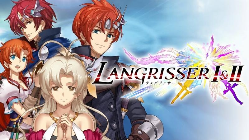 Langrisser I Remake PC 16 сценарий Путь Света Русские субтитры