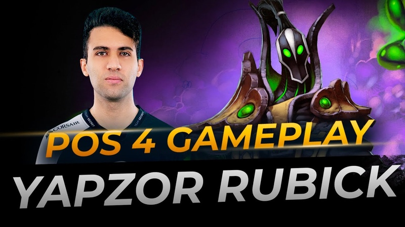 Plays Rubick Full Gameplay Dota 2 Replay