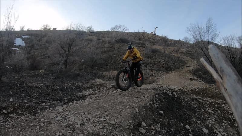 Гребени ...открытие вело-сезона 28.03.20
