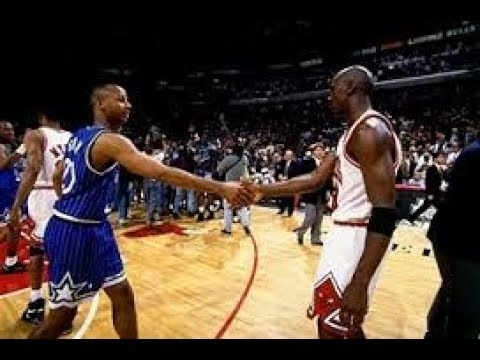 1995 NBA Playoffs Chicago Bulls vs Orlando Magic Game 6