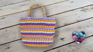 Sac Bohème Crochet by Lidia Crochet Tricot