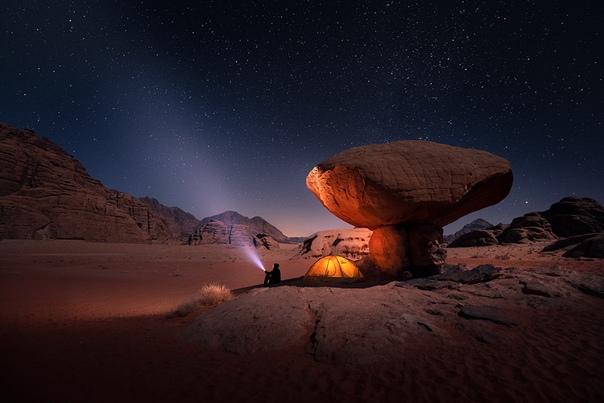Пустыня Вади-Рам, Иордания