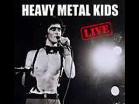 Cry For Me by the Heavy Metal Kids