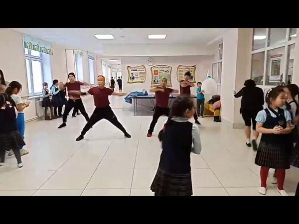 Большая перемена школа 63 Улан Удэ