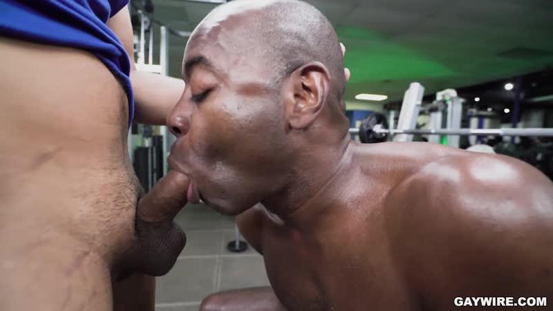 Aaron Trainer & Leo Silva [GayWire]