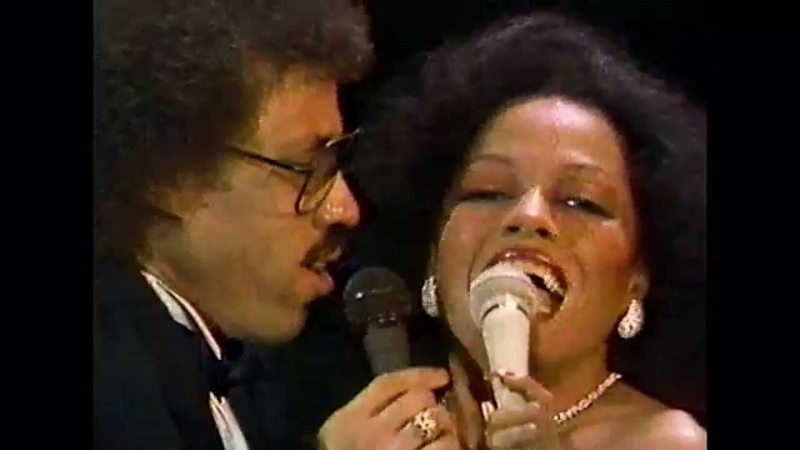 Lionel Richie Diana Ross Endless Love 1982 Oscars HD