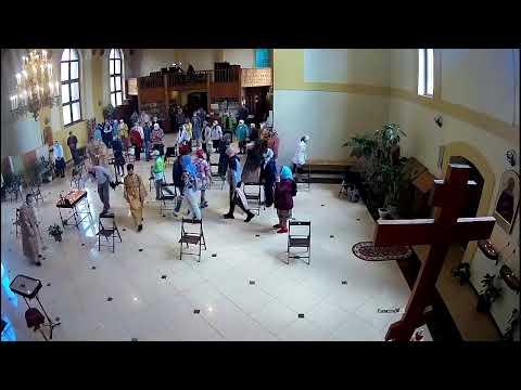 Божественная Литургия онлайн трансляция богослужения 6 июня 2020 г