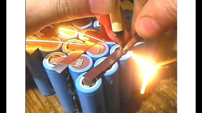 Батарея из 18650 для электровелосипеда своими руками все детали и подробности