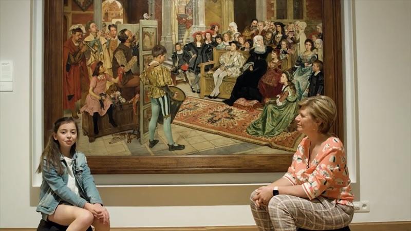 The Stay At Home Museum – Episode 5 Hof van Busleyden