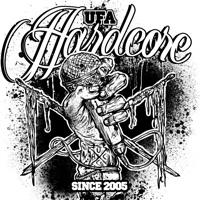 Логотип Уфимский хардкор