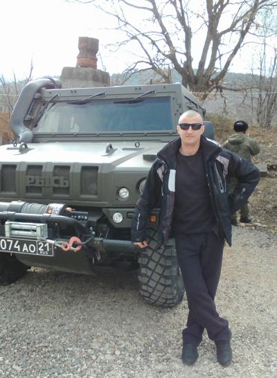 Вячеслав, 41, Sevastopol