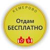 Отдам БЕСПЛАТНО Кемерово