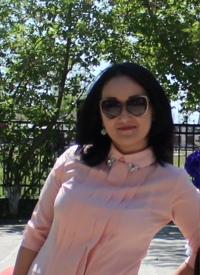 Сабутова Асирет (Нукаева)