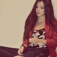 Фотография страницы Кати Свинцовой ВКонтакте