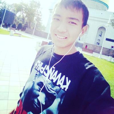 Aidos, 22, Almaty