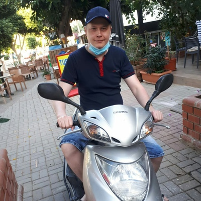 Илья Гаренских