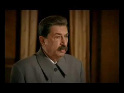 В круге первом фрагмент со Сталиным