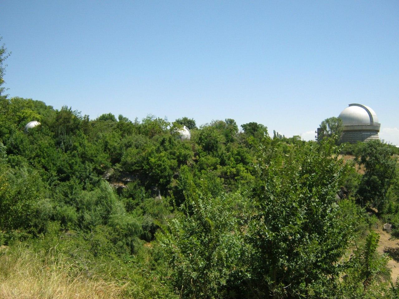 Бюраканская астрономическая обсерватория