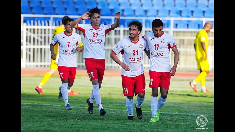 Чемпионат Таджикистана-2020 видеообзор матча «Регар-ТадАЗ» – «Истаравшан» – 41