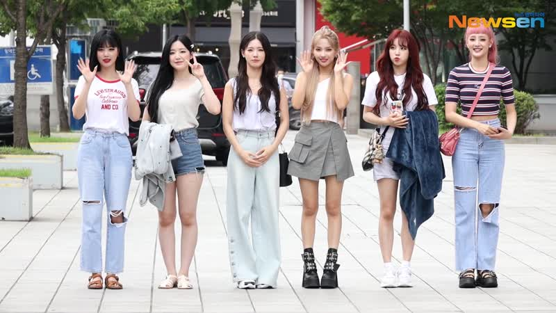 200806 G I DLE @ After Cultwo Show Radio Press