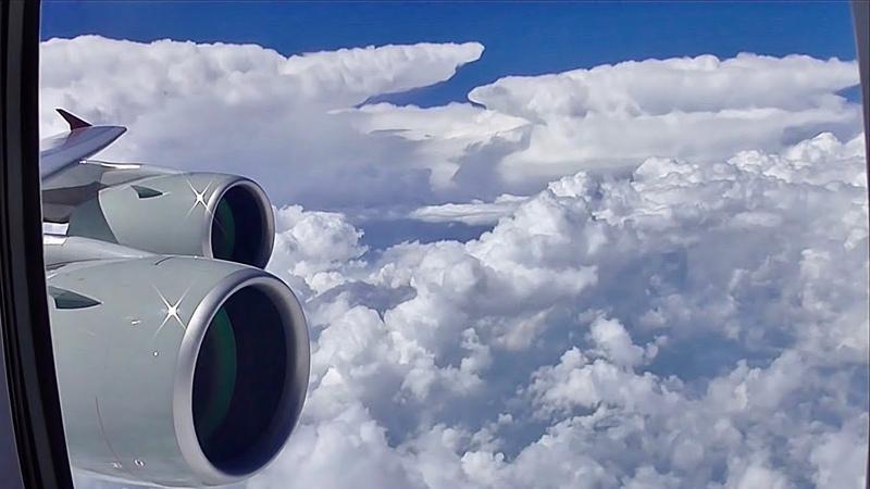 Qatar Airways Airbus A380 🇫🇷 Paris CDG ✈️ Singapore Changi 🇸🇬 via Doha DOH 🇶🇦 FLIGHT REPORT