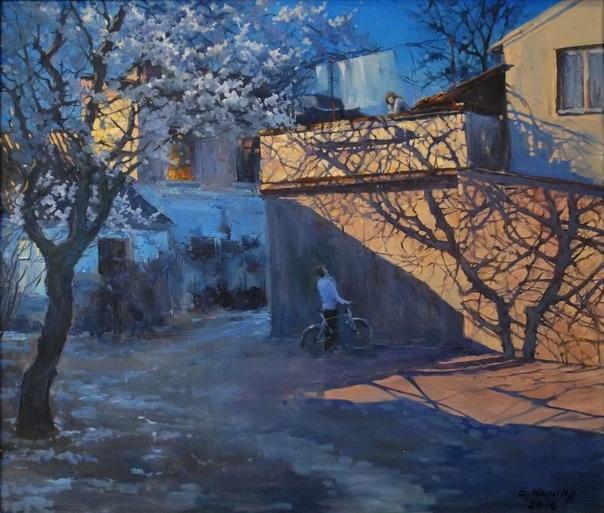 Художник Елена Юшина живёт в городе Симферополь.