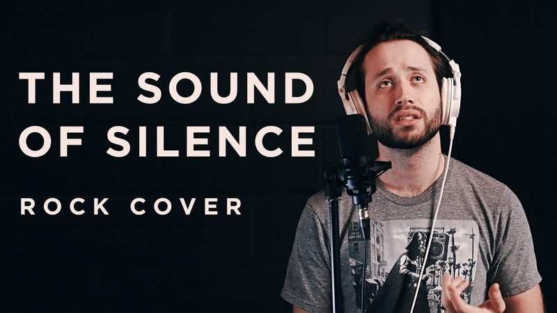 The Sound of Silence DISTURBED Simon Garfunkel METAL Cover by Jonathan Young